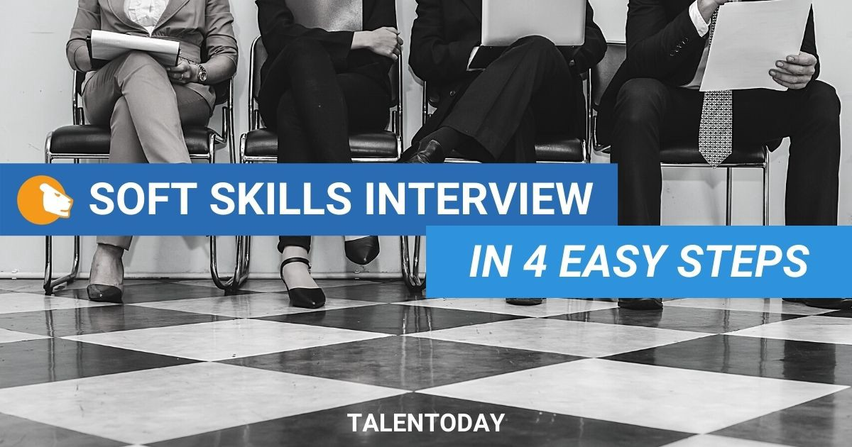 Soft Skills Interview in 4 Easy Steps