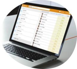 Traits report shown on a desktop