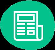 Collaboration report icon