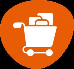 Plus Cart Logo - Talentoday